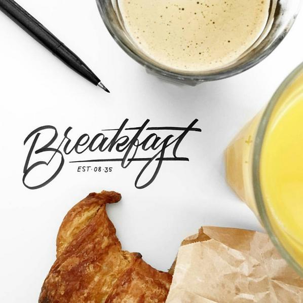Breakfast by Jonathan Faust