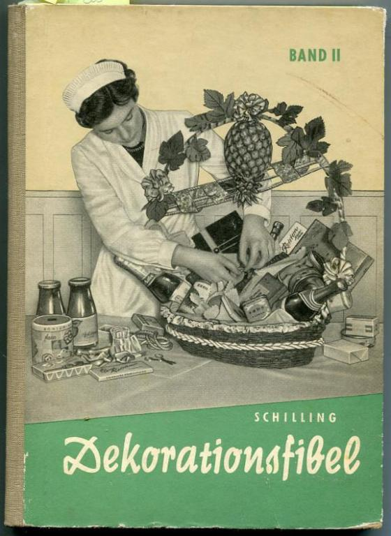 Dekorationsfibel by Werner Schilling