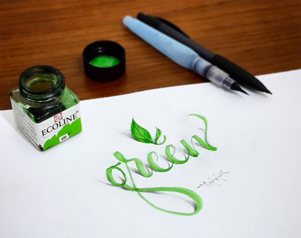 Green by Tolga Girgin
