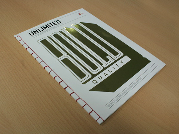 Unlimited Mag by Víctor Guerrero Vila