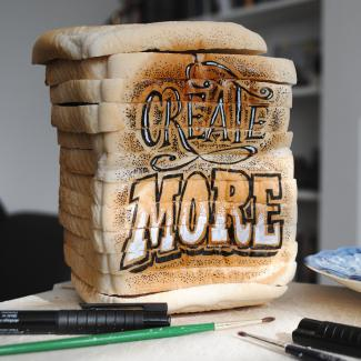 Create More by Rob Draper